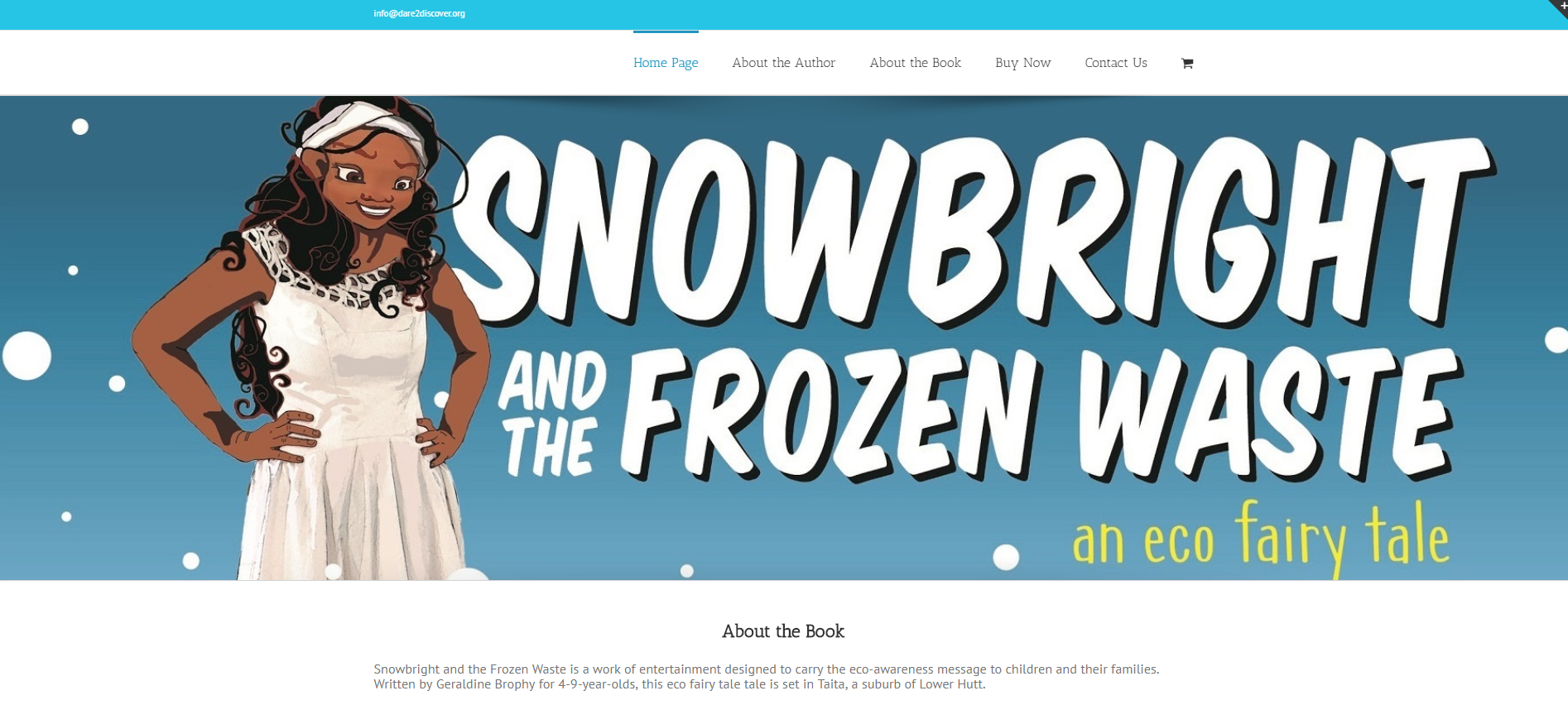 SnowBright and the Frozen Waste